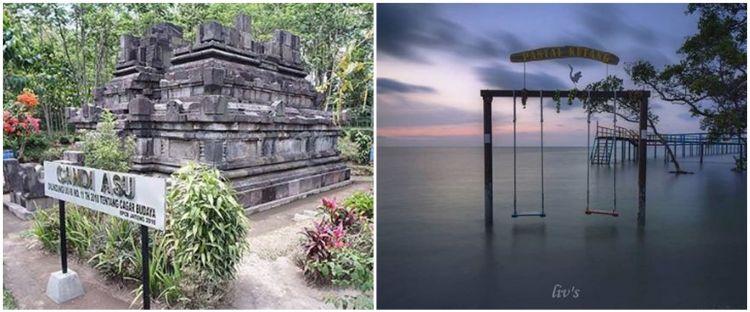 7 Nama destinasi wisata di Indonesia ini nyentrik banget