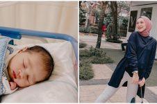 Cerita Melody Prima hampir melahirkan anak keduanya di mobil
