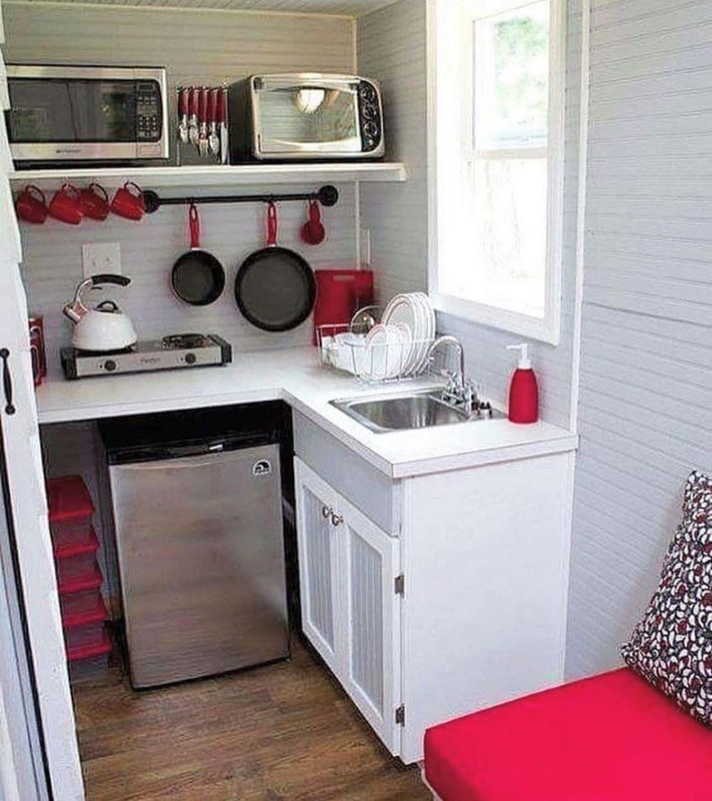 10 Inspirasi Desain Dapur Minimalis Keren Dan Nggak Makan Tempat