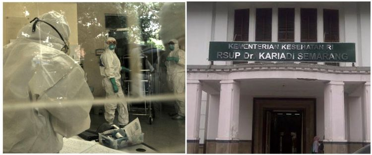 58 Daftar rumah sakit rujukan Corona di Jawa Tenga