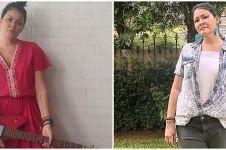 Tiba dari Spanyol, Melanie Subono pilih isolasi diri