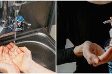 Cara bikin hand sanitizer sendiri di rumah