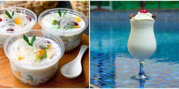 10 Resep minuman dari susu, praktis, enak, dan sehat