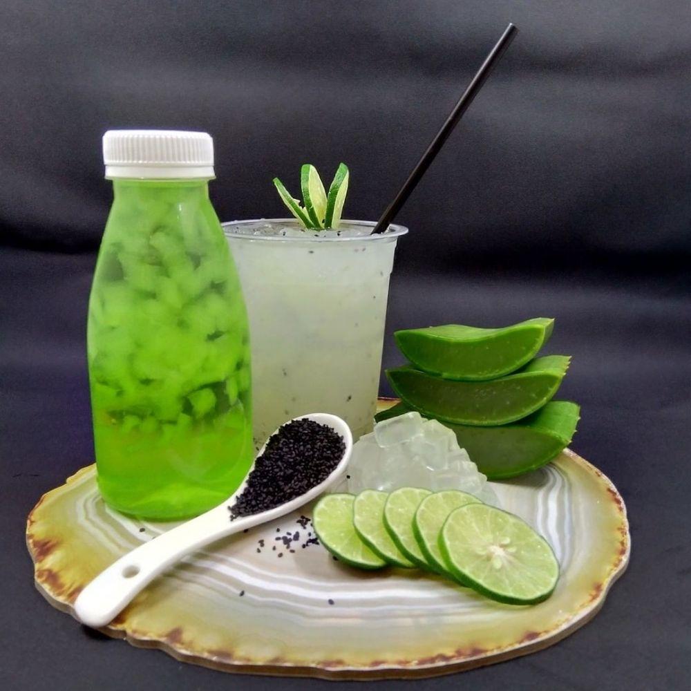 7 Resep minuman dari lidah buaya, segar dan bikin nagih berbagai sumber