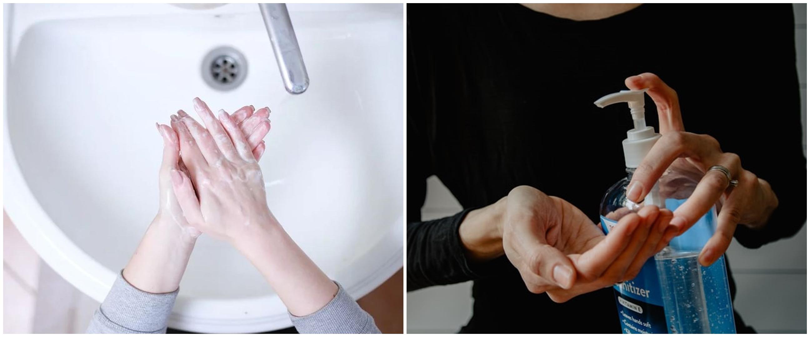 Cara cuci tangan yang benar, waspada Corona