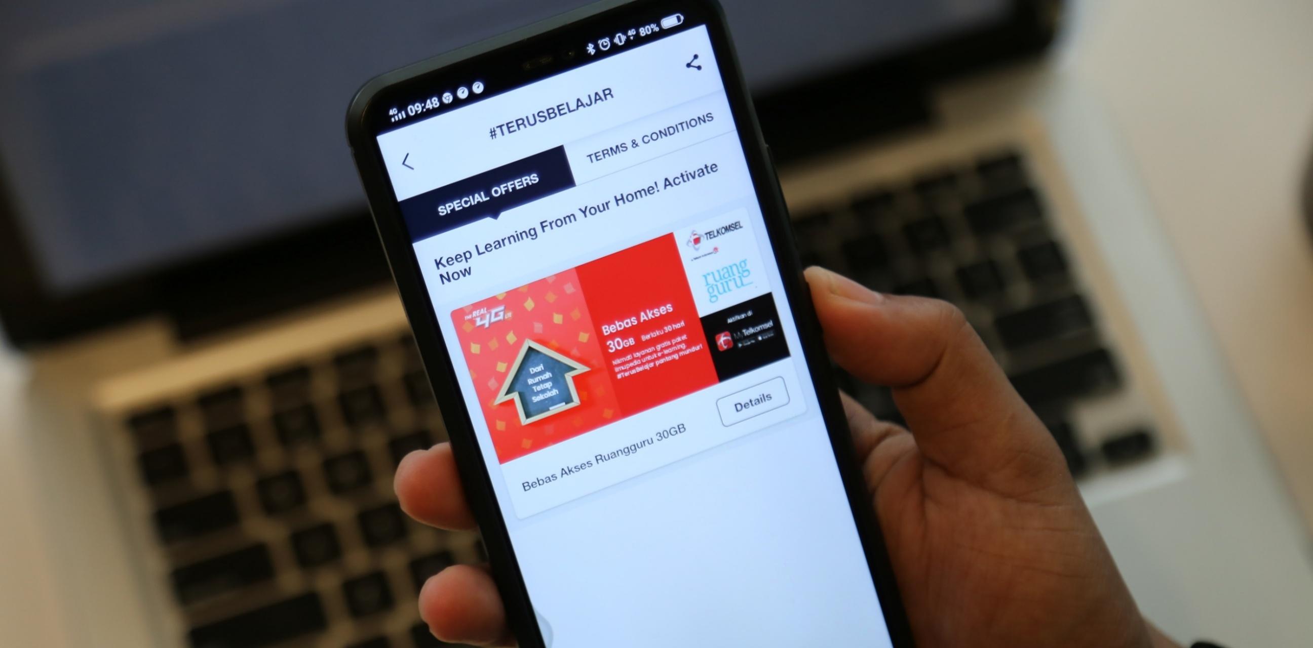 3 Aplikasi ini bisa diakses secara gratis selama sekolah diliburkan