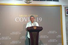 Data terkini jumlah korban virus Covid-19 di Indonesia