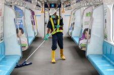 Pembatasan dibatalkan, MRT dan KRL di Jakarta tanpa antrean