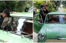 8 Potret Andre Taulany minta mobilnya balik, reaksi Raffi tak terduga