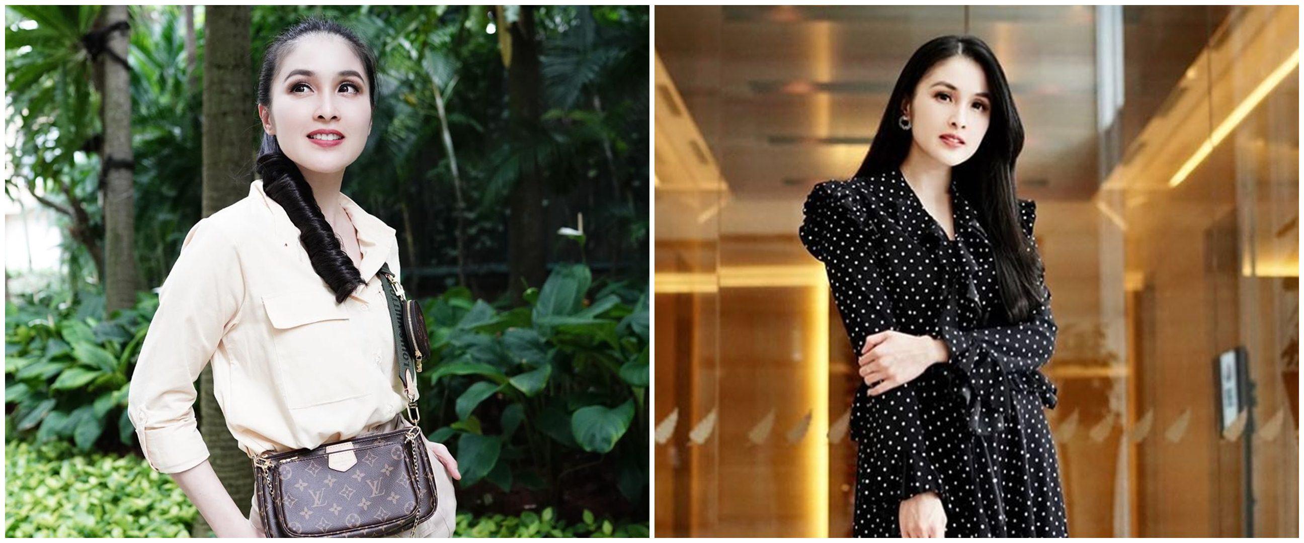 Asisten Sandra Dewi kena tipu oknum ojek online, rugi ratusan juta