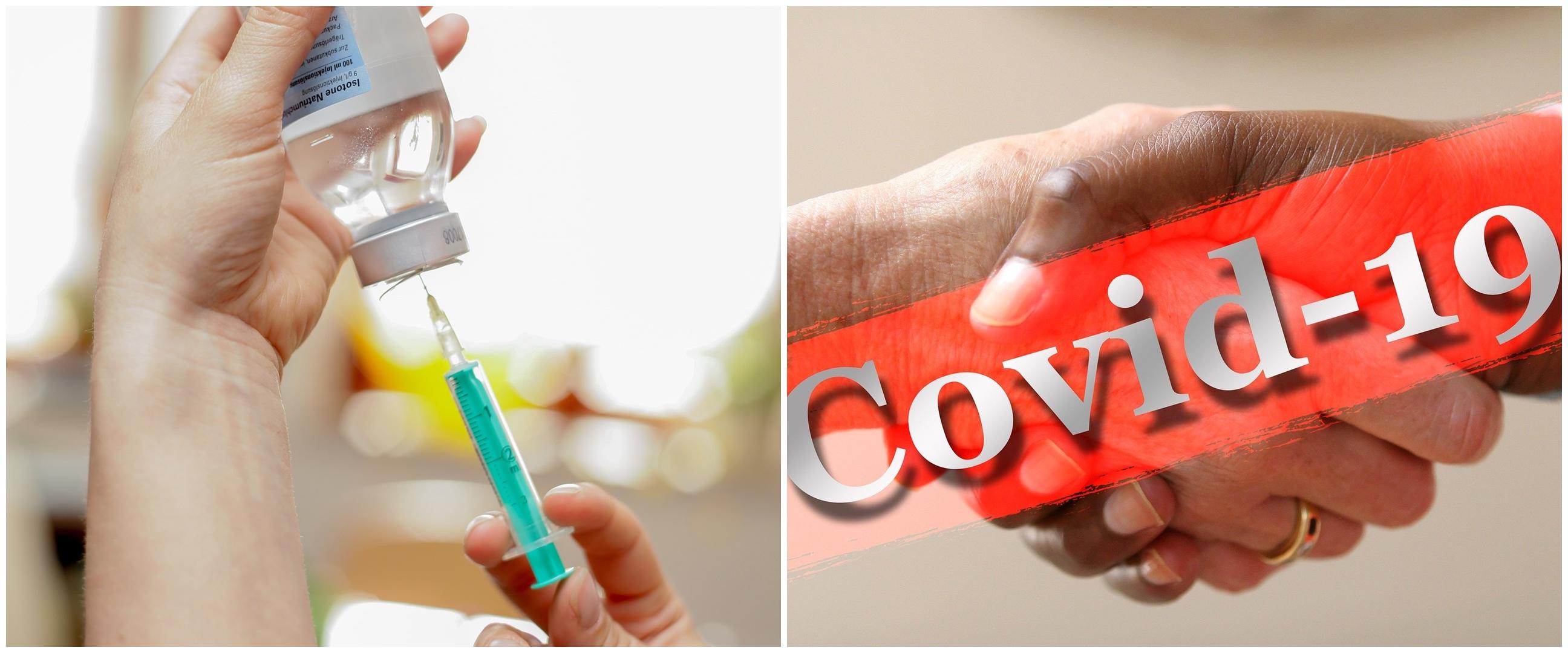 Ibu 43 tahun jadi orang pertama yang diuji coba vaksin Corona