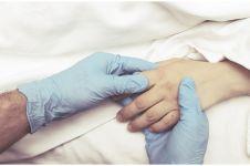 Seorang pasien positif virus Corona meninggal dunia di Semarang