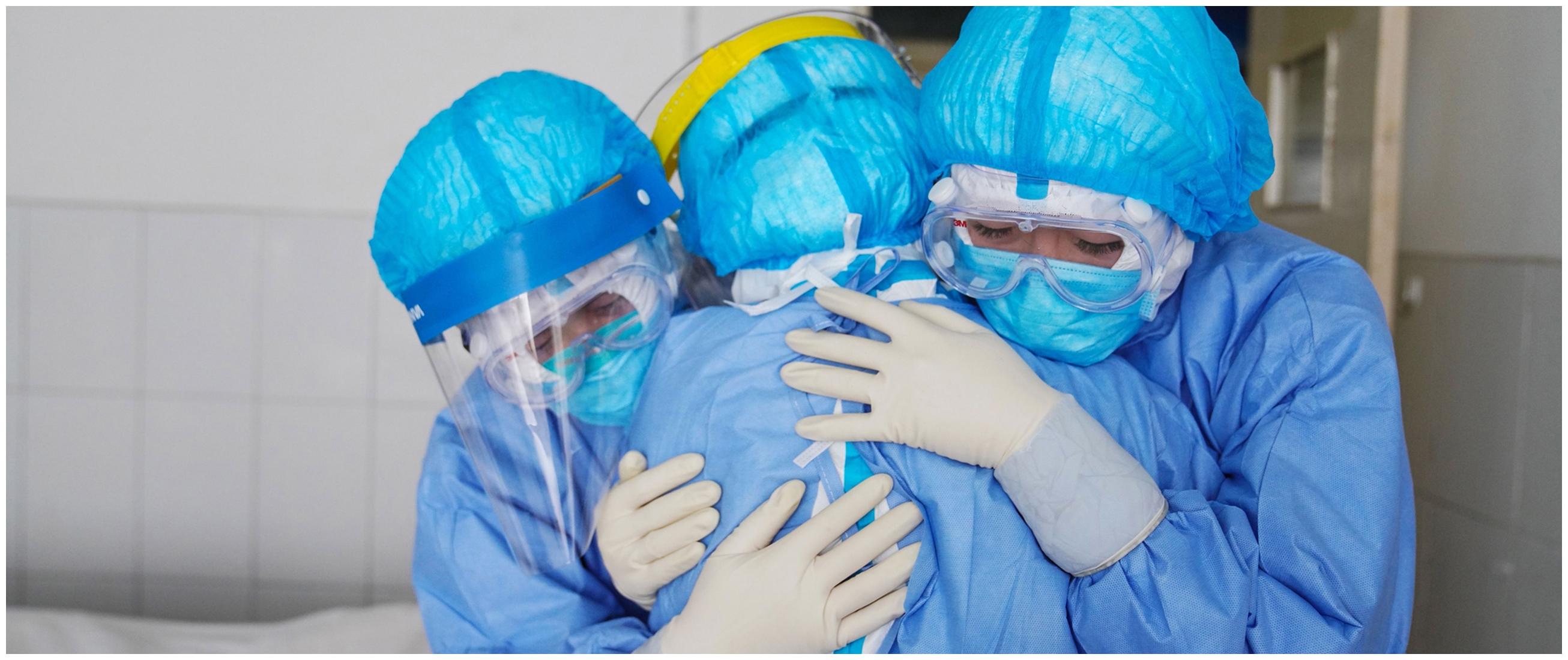 6 Orang ini berisiko tinggi jika terinfeksi virus corona