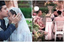 8 Momen pernikahan Haico & Rangga Azof di Samudra Cinta, bikin baper