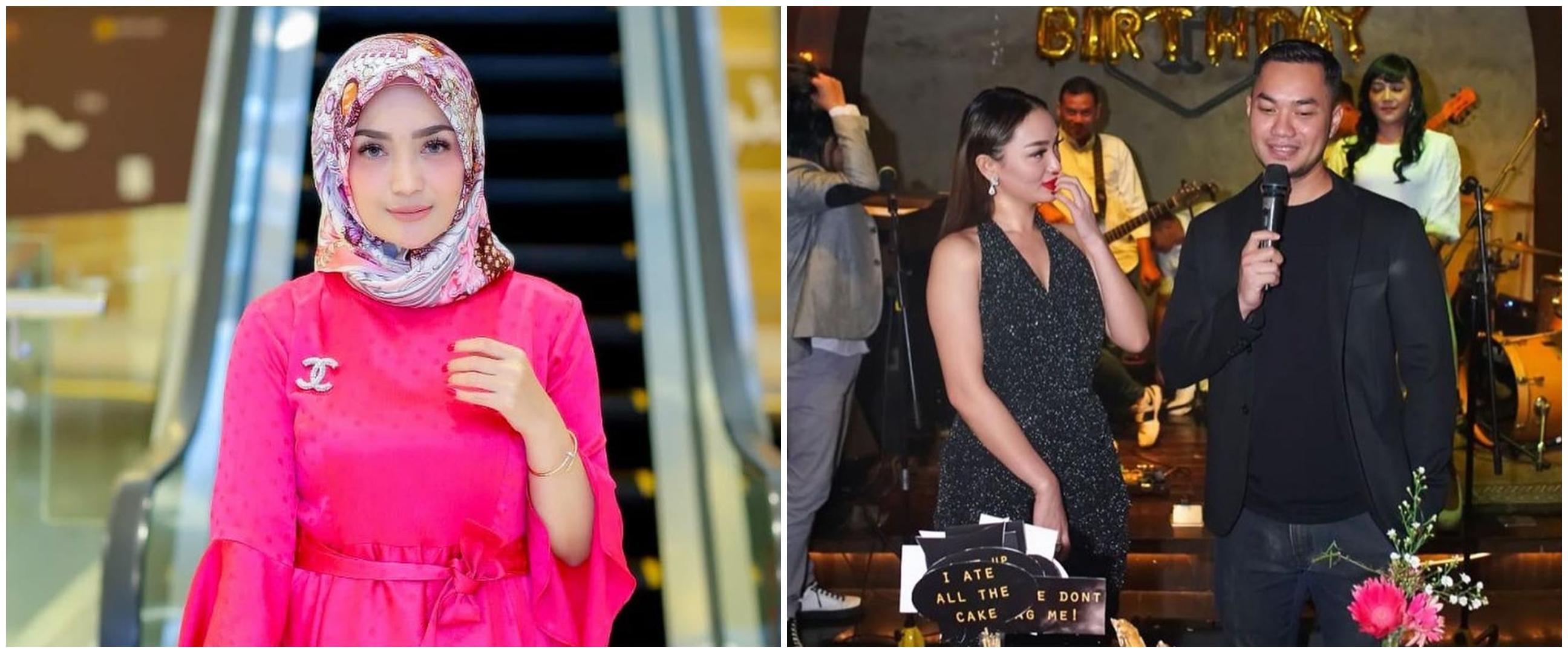 10 Potret terbaru Imel Putri, artis FTV mantan istri Sirajuddin Mahmud
