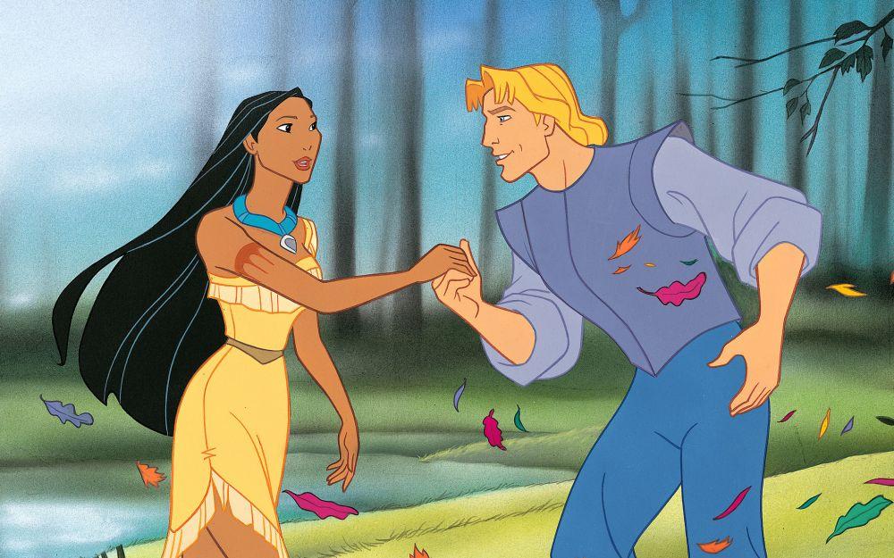 Keanehan kartun Disney berbagai sumber
