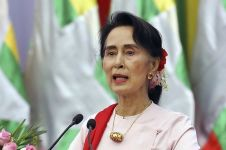 Aung San Suu Kyi klaim tak ada kasus Covid-19 di Myanmar