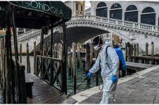 Rekor kematian dalam 1 hari karena Corona di Italia, 475 tewas