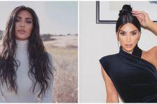 Kim Kardashian unggah foto buku ramalkan Corona, jadi sorotan