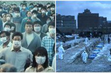 5 Film tentang wabah virus, Contagion paling mirip serangan Corona