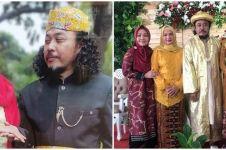 10 Potret pernikahan Bang Udin dan Uun di TOP, romantis abis