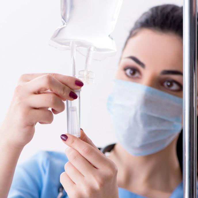 Infus immune booster, cara praktis tingkatkan imunitas tubuh