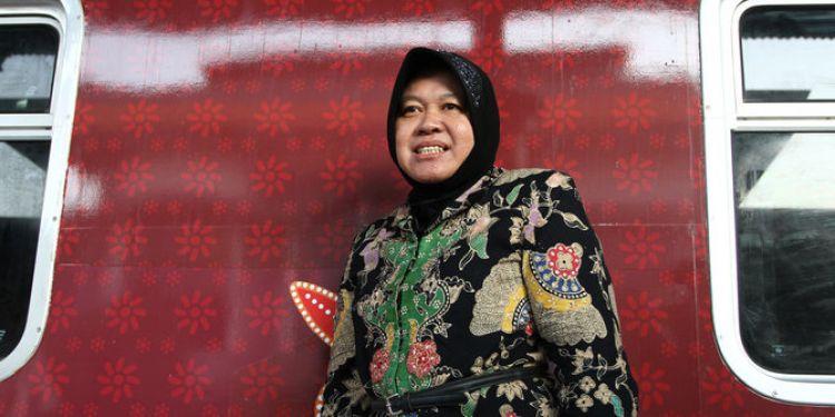Kisah Risma ajak Rektor IT Telkom Surabaya ciptakan bilik sterilisasi