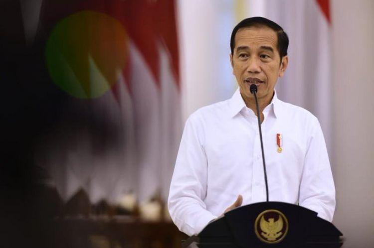 Jokowi perintahkan tes massal Covid-19 segera dilakukan