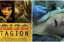 Kabar terkini 6 pemain film Contagion, gayanya curi perhatian