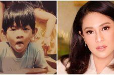 8 Potret transformasi Dian Satrowardoyo, masa kecilnya imut