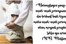40 Kata-kata bijak Islami tentang anak, edukatif dan bermakna