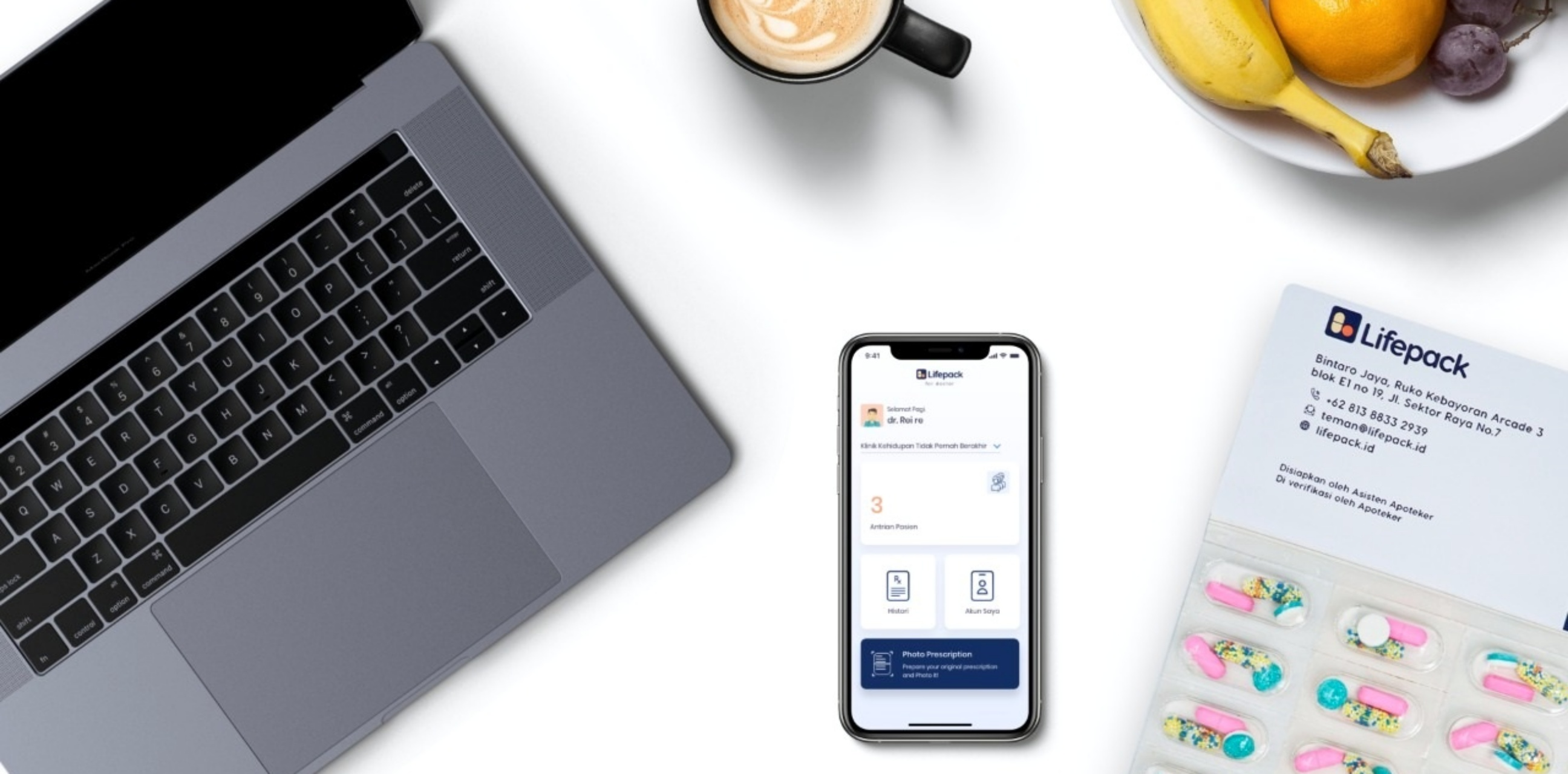 Aplikasi apotek digital ini cocok buat pasien saat social distancing