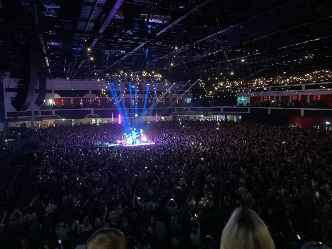 Konser besar band Inggris di tengah wabah Corona jadi sorotan