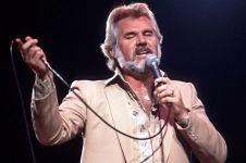 Musisi country legendaris Kenny Rogers meninggal dunia diusia 81 tahun