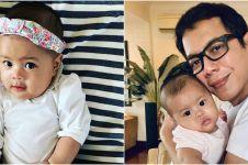 7 Potret menggemaskan baby Salima, anak Gista Putri & Wishnutama