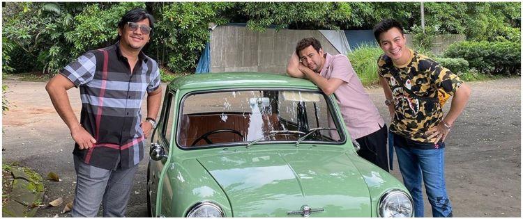 Mobil yang dibeli Raffi dari Andre ditawar Baim Wong Rp 1 M