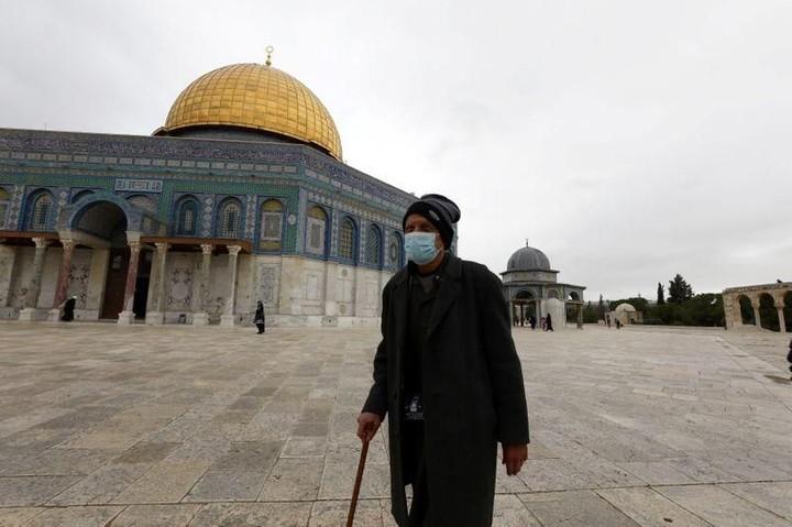 9 kondisi Masjid Al-Aqsa Instagram