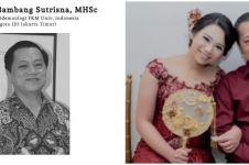 Cerita pilu sebelum Guru Besar UI meninggal diduga terpapar Corona