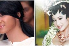 7 Potret lawas Dewi Perssik, bukti cantiknya konsisten