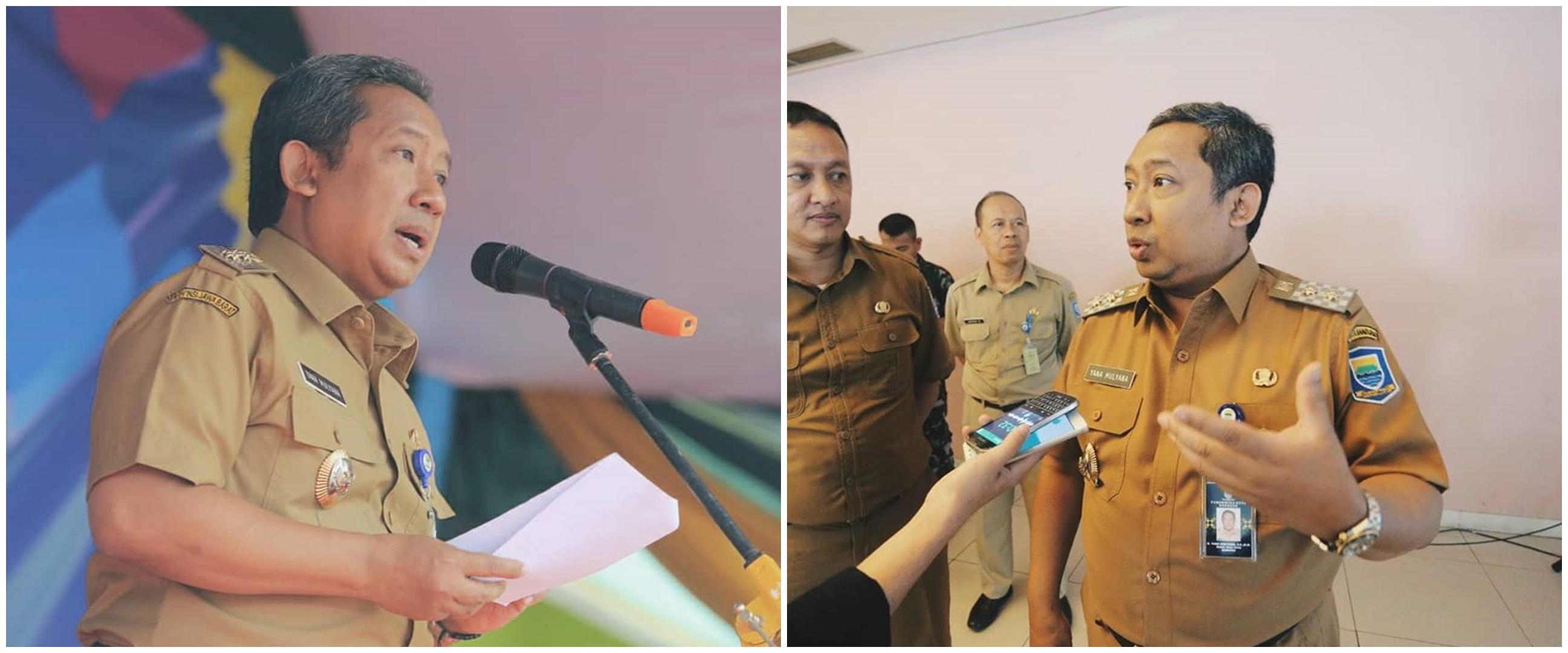 Positif Corona, Wakil Wali Kota Bandung ungkap kondisinya