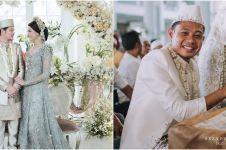 Beda gaya 8 pemain timnas di hari pernikahan, terbaru Syamsir Alam
