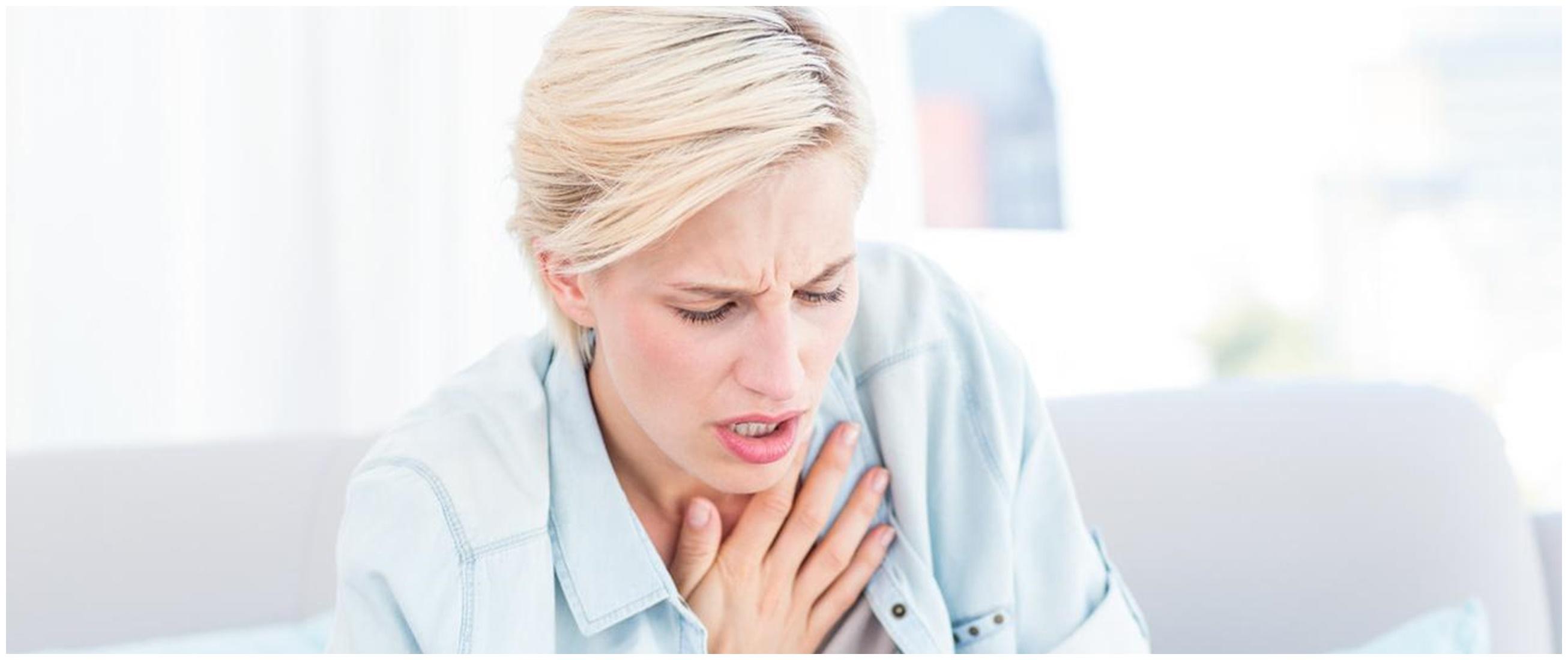 Ciri-ciri terinfeksi Corona dan langkah pertama jika rasakan gejala