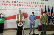 Tokopedia, OVO dan Grab galang donasi perangi penyebaran Virus Corona