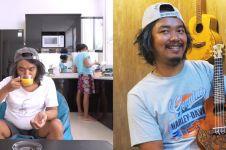 6 Aktivitas Dodit Mulyanto saat Work From Home, bikin jamu sendiri