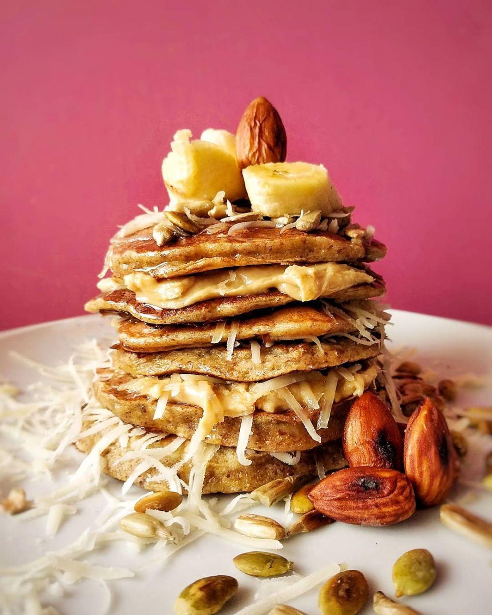Resep menu sarapan sederhana Instagram