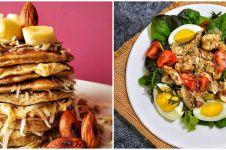 15 Resep menu sarapan sederhana, menyehatkan dan mudah dibuat