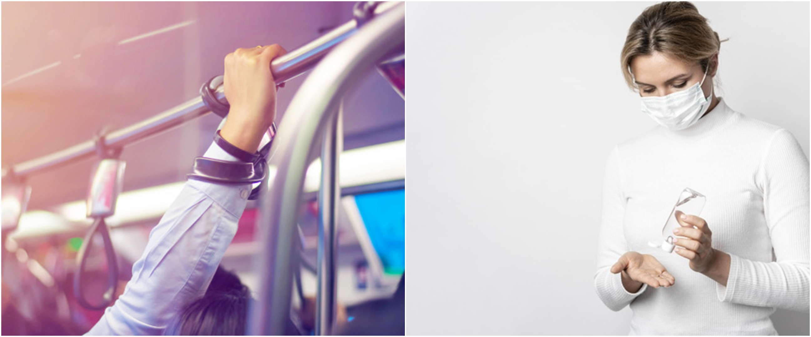 5 Tips aman naik kendaraan umum agar terhindar virus Corona