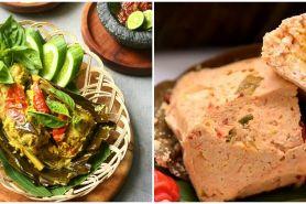 10 Resep pepes berbagai varian lezat, sederhana dan bikin nagih