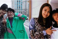 5 Potret kebersamaan Youtuber Ria SW dan seleb Korea, bikin iri