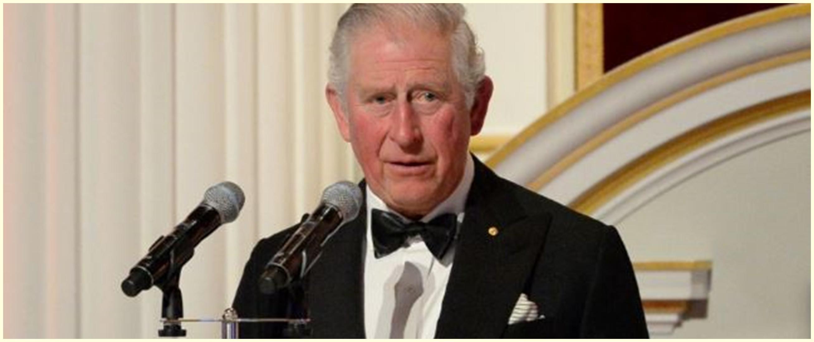 Pangeran Charles positif virus Corona